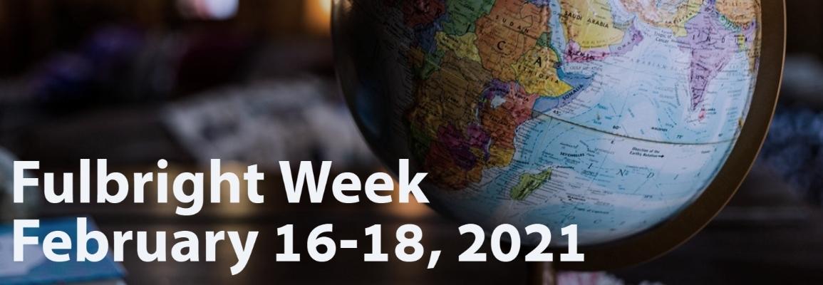 Fulbright Week 2021